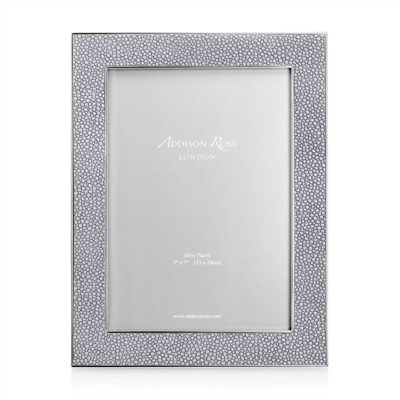 Addison Ross Reen Frame Grey 5 Inch By 7