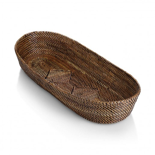 Calaisio Large Oval Bread Basket