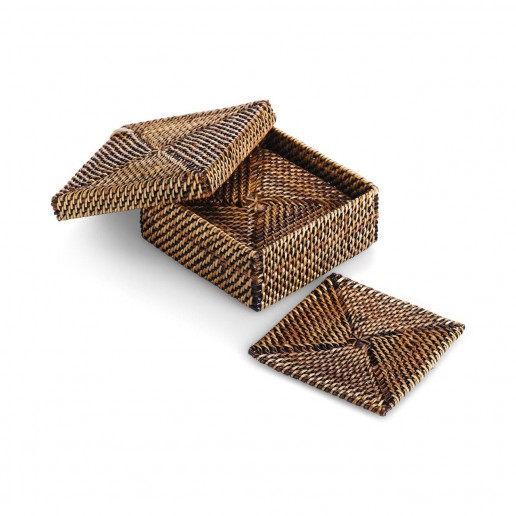 Calaisio Square Coasters, Set of 6