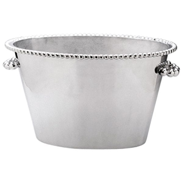 Mariposa String of Pearls Double Ice Bucket