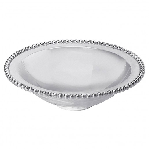 Mariposa String of Pearls Serving Bowl