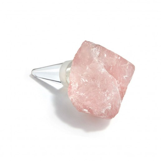 Rablabs Lia Bottle Stoppers Rose Quartz