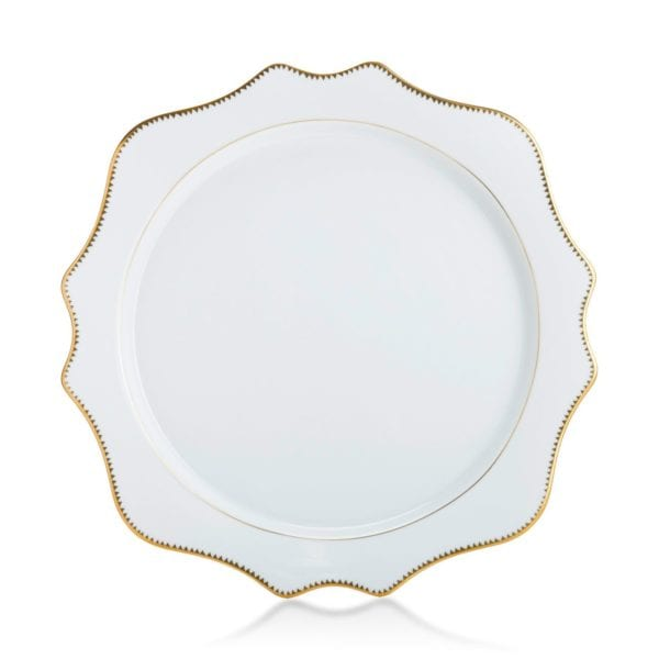 Anna Weatherley Simply Anna Antique Charger
