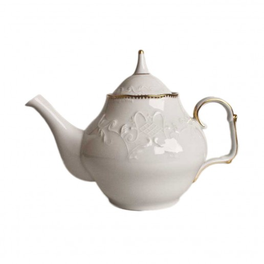 Anna Weatherley Simply Anna Gold Teapot