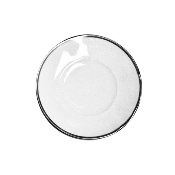 Anna Weatherley Simply Elegant Platinum Bread and Butter Plate