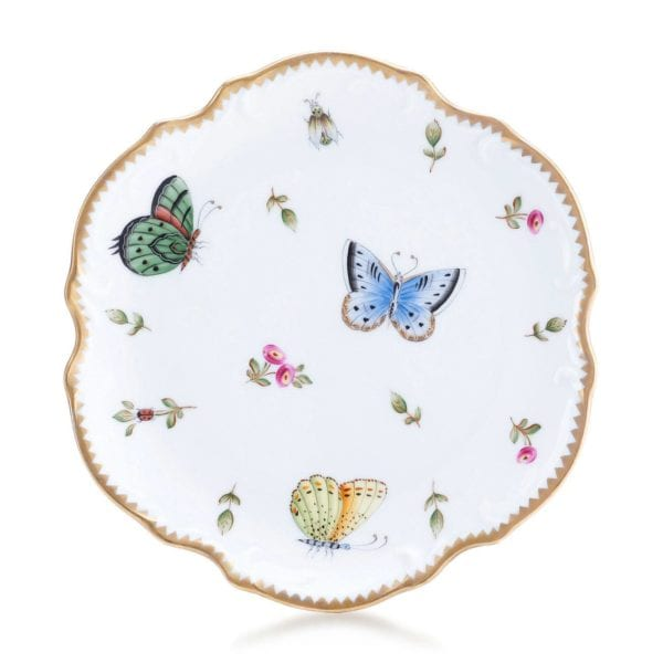 Anna Weatherley Spring in Budapest Bread and Butter Plate