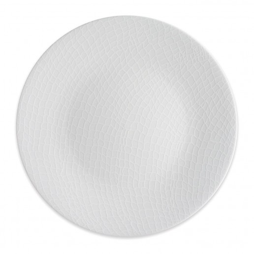 Caskata Catch White Collection Coupe Platter