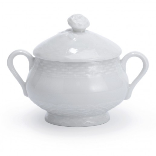 Raynaud Osier Covered Sugar Bowl