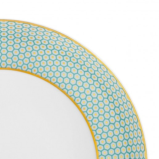 Raynaud Tresor Turquoise Expresso Saucer