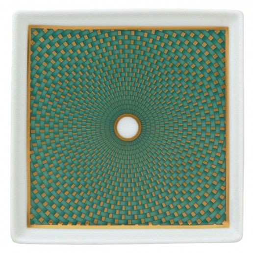 Raynaud Tresor Turquoise Small Decorative Tray