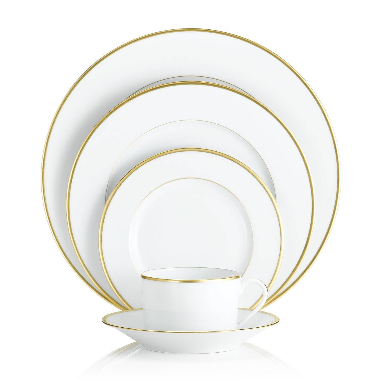 Haviland Orsay Gold Collection