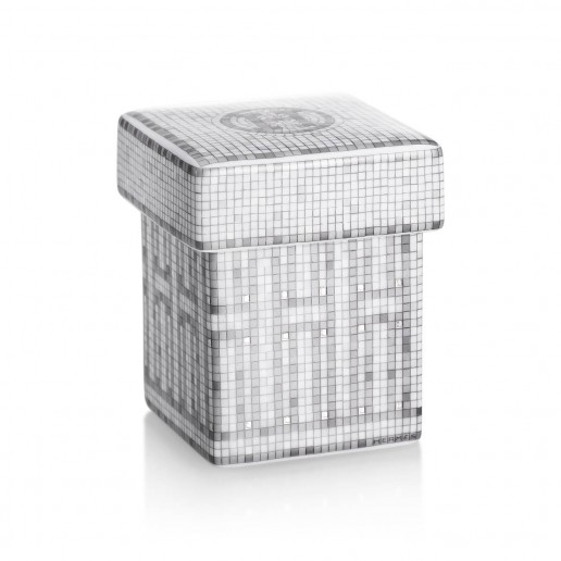 Hermès Mosaique Au 24 Platine Small Box