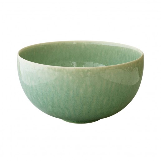 Jars Ceramics Tourron Jade Serving Bowl Large