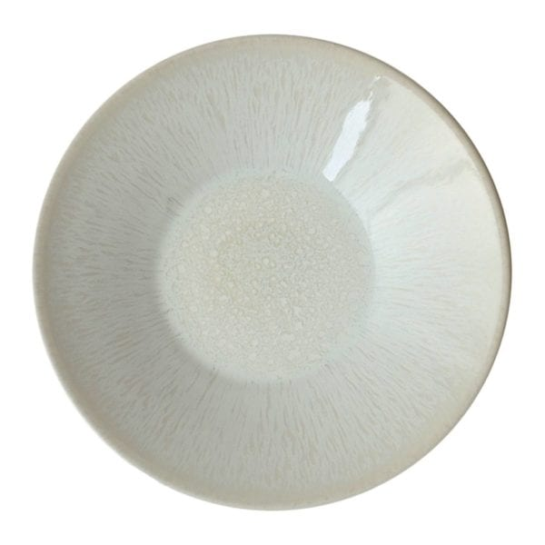 Jars Vuelta White Pearl Soup Plate
