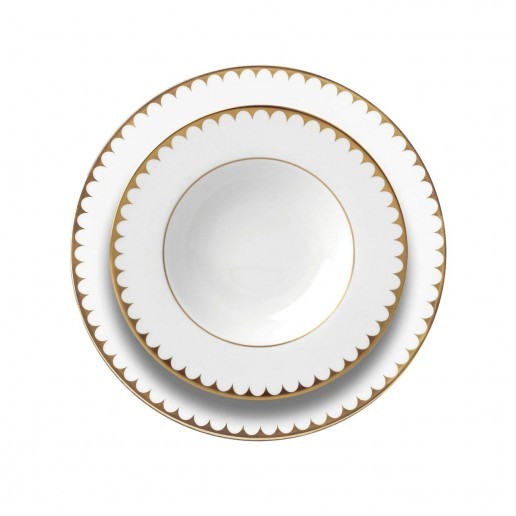 L'Objet Aegean Filet Gold  Collection