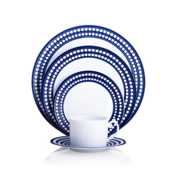 L'Objet Perlee Blue Collection