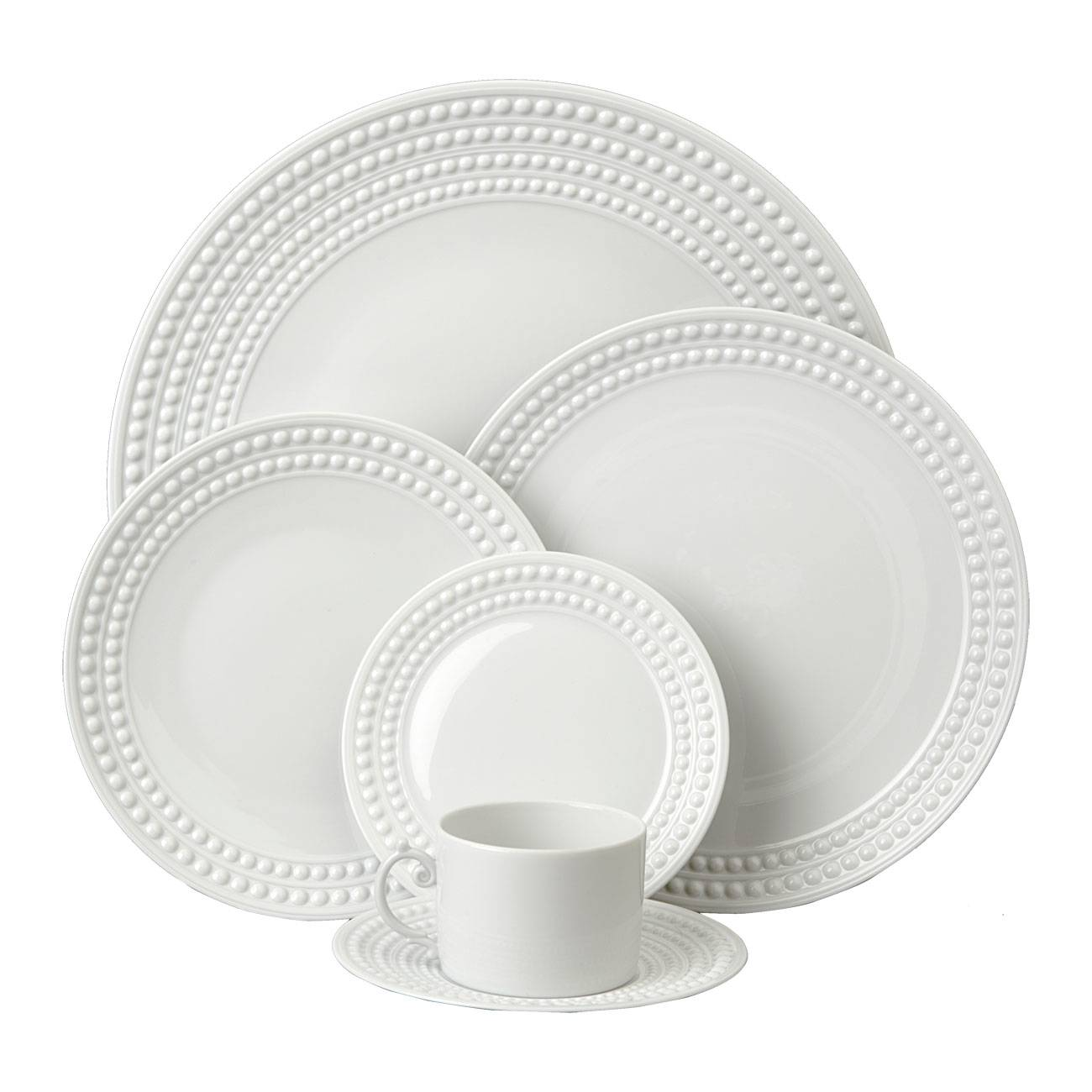 L'Objet Perlee White Collection
