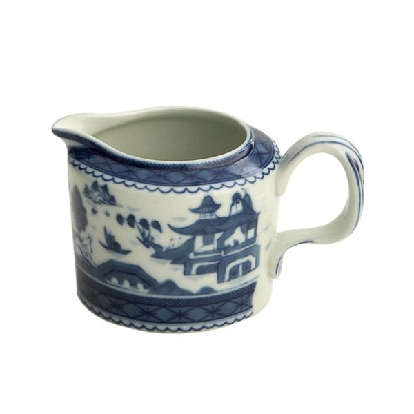 Mottahedeh Blue Canton Creamer
