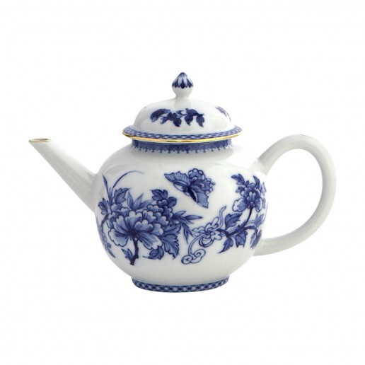 Mottahedeh Imperial Blue Teapot