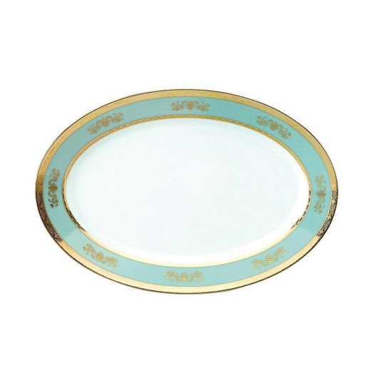 Philippe Deshoulieres Orsay Corinthe Oval Flat Platter