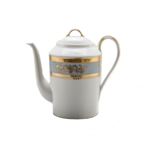 Philippe Deshoulieres Orsay White Coffeepot