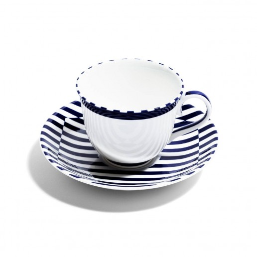 Richard Brendon Patternity Teacup & Saucer