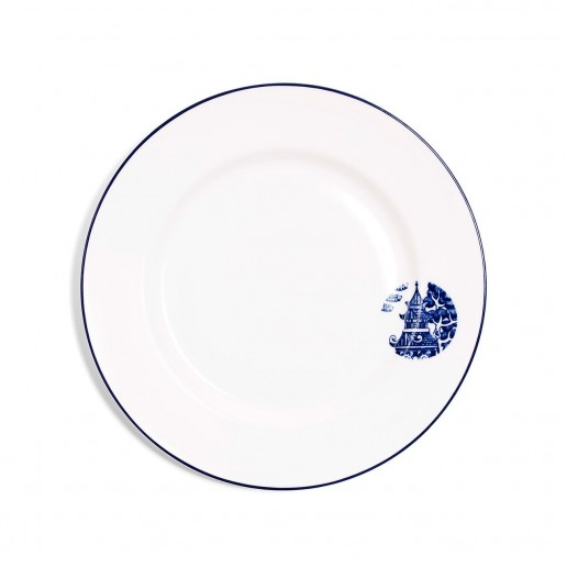 Richard Brendon Willow Rimmed Salad Plate