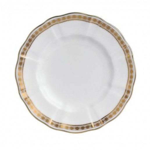 Royal Crown Derby Carlton Gold Bread and Butter Plate