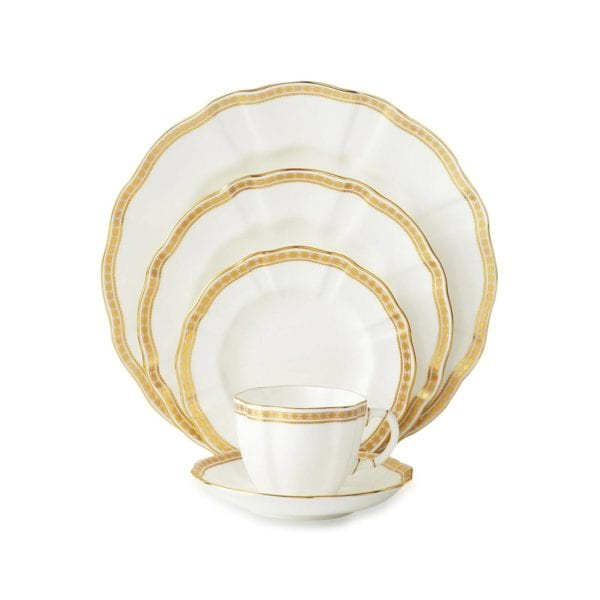 Royal Crown Derby Carlton Gold Collection