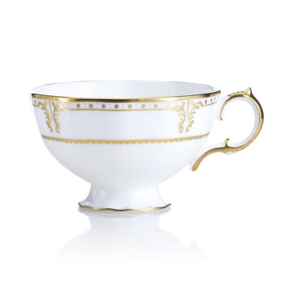 Royal Crown Derby Elizabeth Gold Teacup