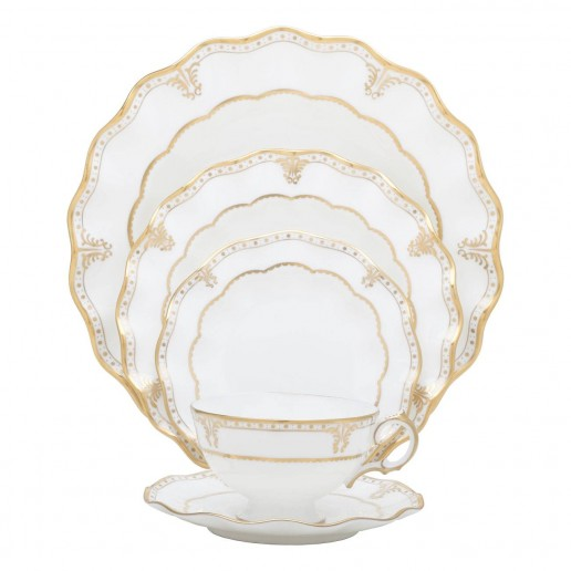 Royal Crown Derby Elizabeth Gold  Collection