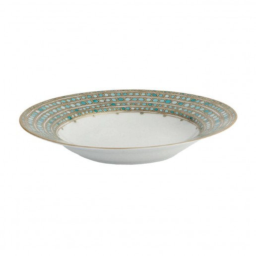 Robert Haviland Syracuse Rim Soup Bowl