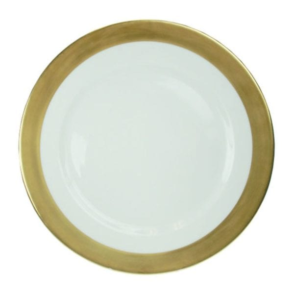 Royal Limoges Danielle Gold Charger