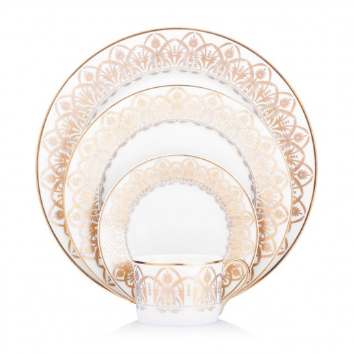 Royal Limoges Oasis White  Collection