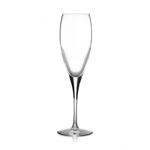 Christofle Albi Crystal Champagne Flute