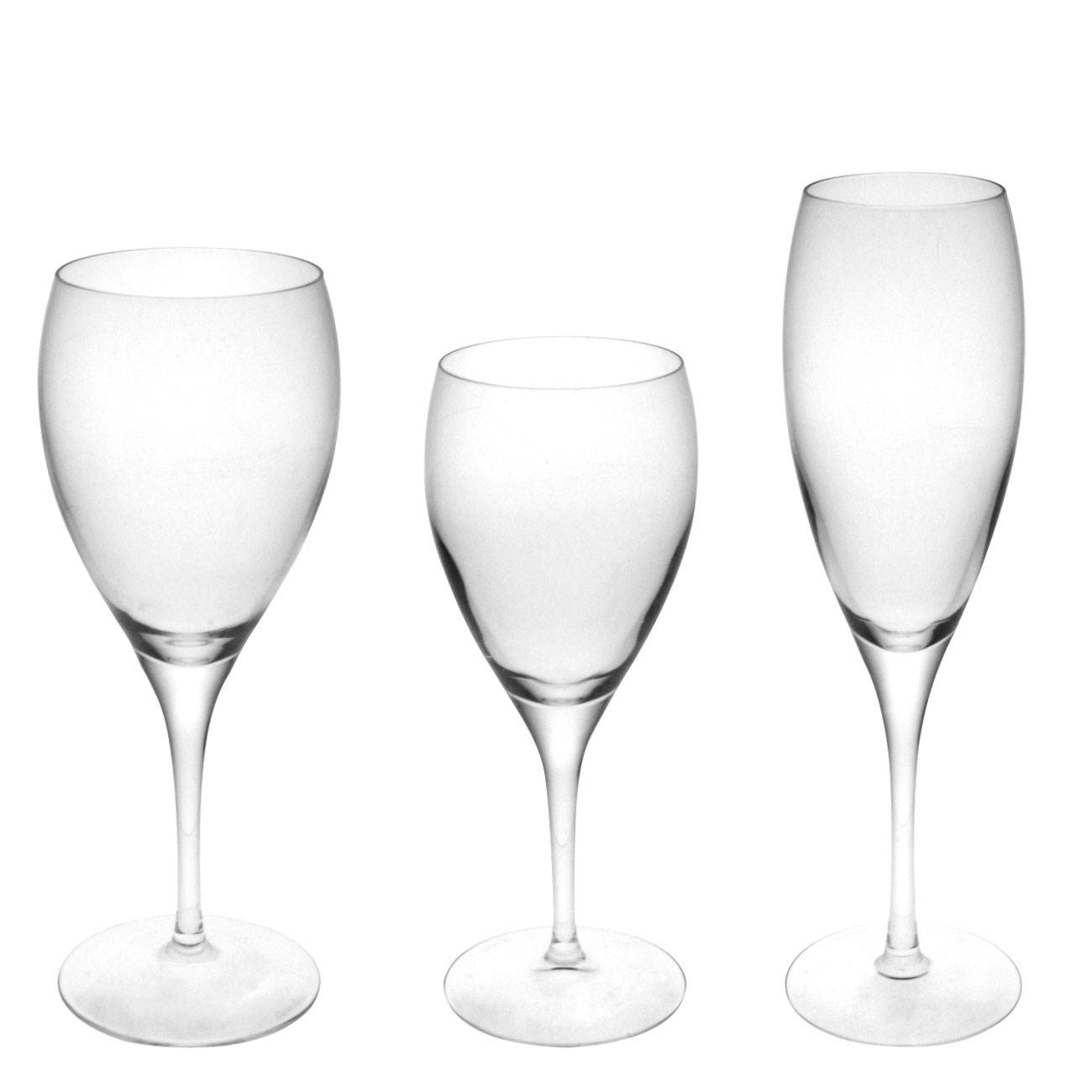 Christofle Albi Crystal Stemware Collection