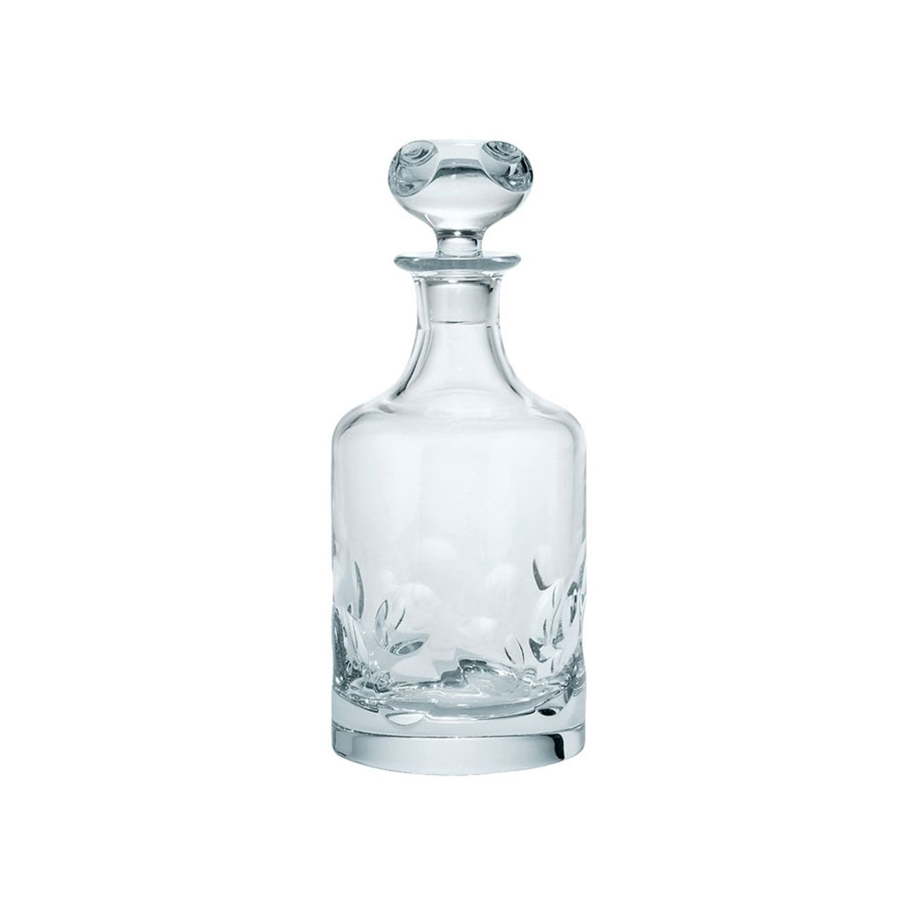 Christofle Cluny Whiskey Decanter