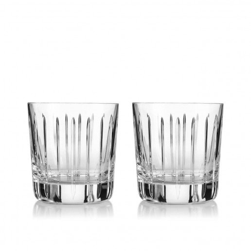 Christofle Iriana Double Old Fashioned, Set of 2