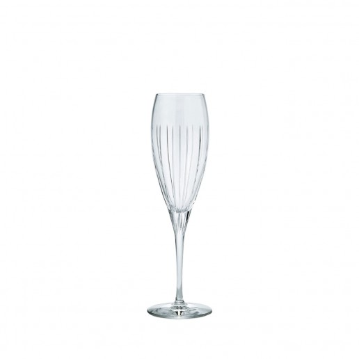 Christofle Iriana Champagne Flute, Set of 6