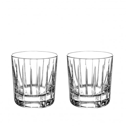 Christofle Iriana Single Old Fashioned, Set of 2