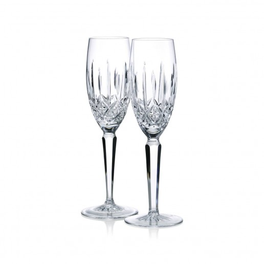 Michael C. Fina  Hampton Champagne Flute, Set of 2