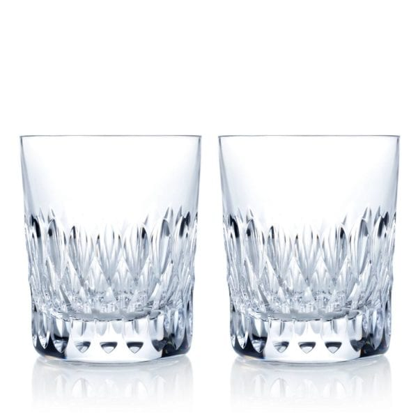 Michael C. Fina  Mercer Double Old Fashioned, Set of 2