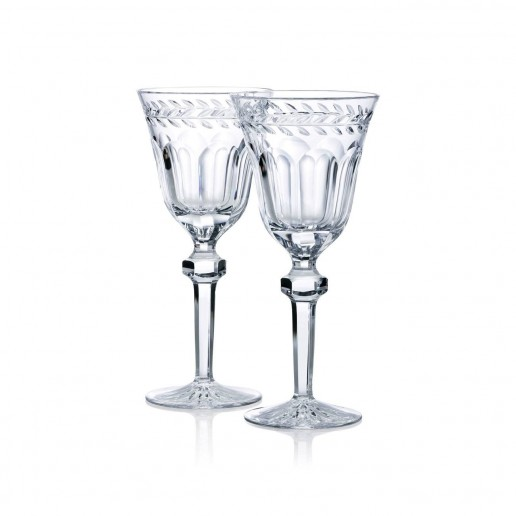 Michael C. Fina  Spencer Wine Glass Set of 2