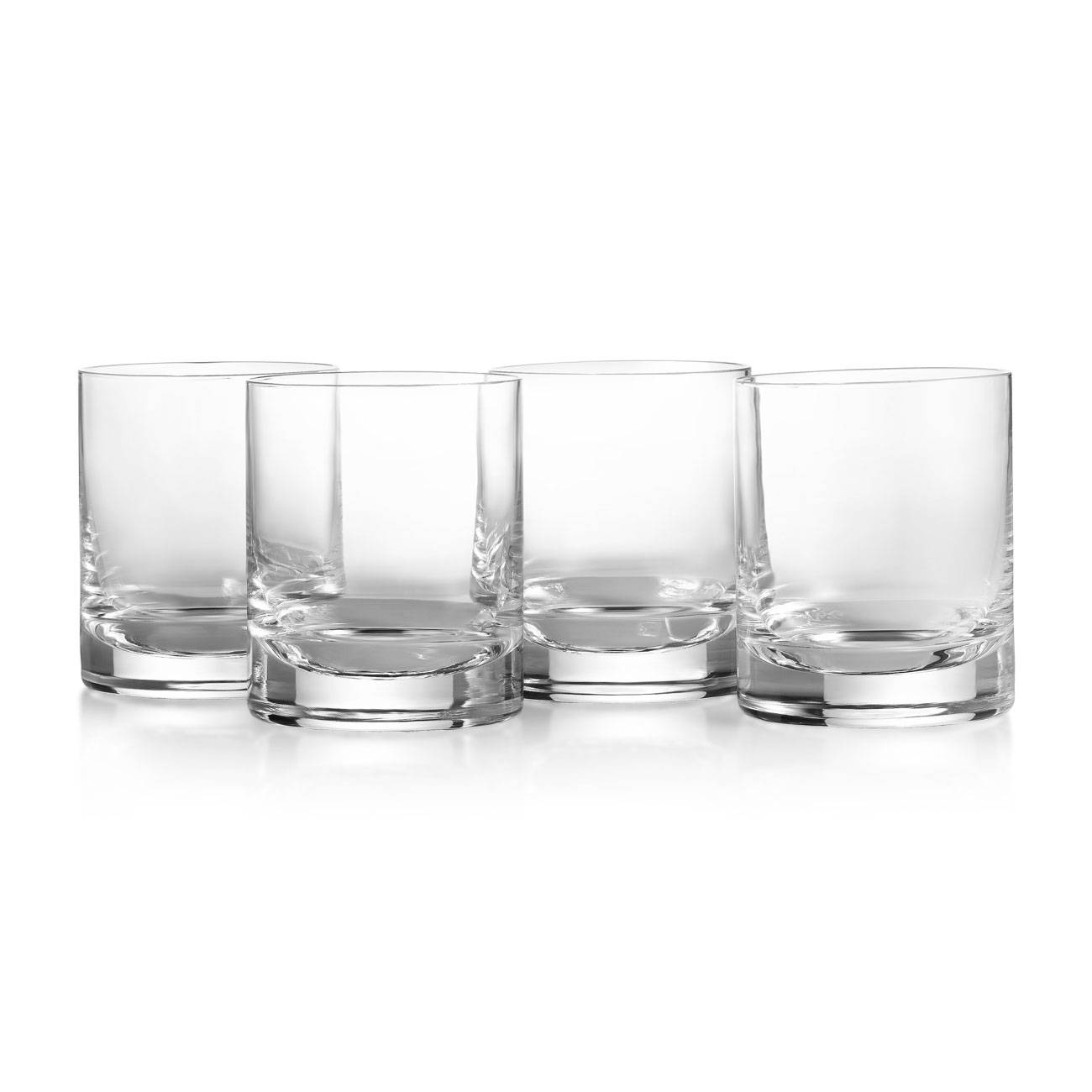 LSA Bar Tumblers Clear 250ml (4 Pack)