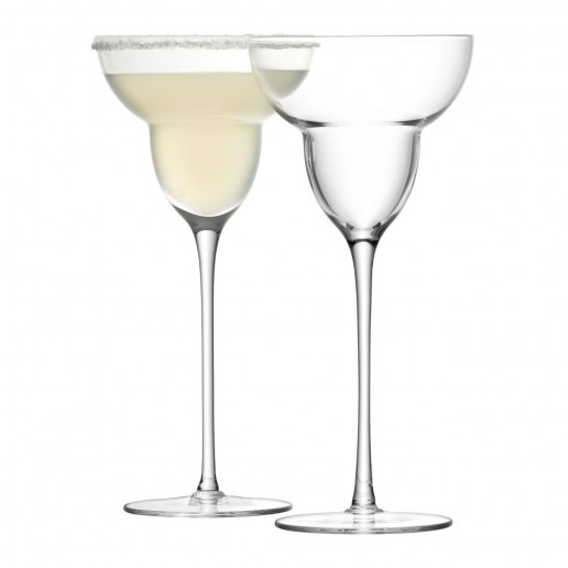 LSA International Bar Margarita Glass, Set of 2