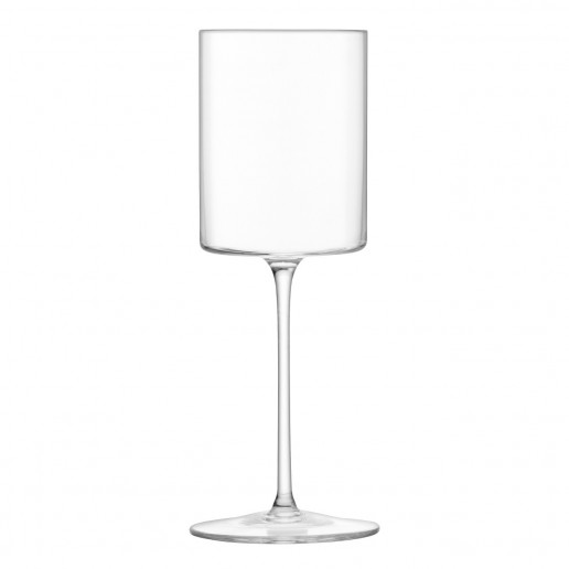 LSA International Otis White Wine Glass, Set of 4