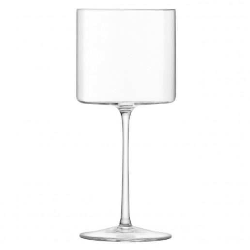 LSA International Otis Red Wine Glass, Set of 4