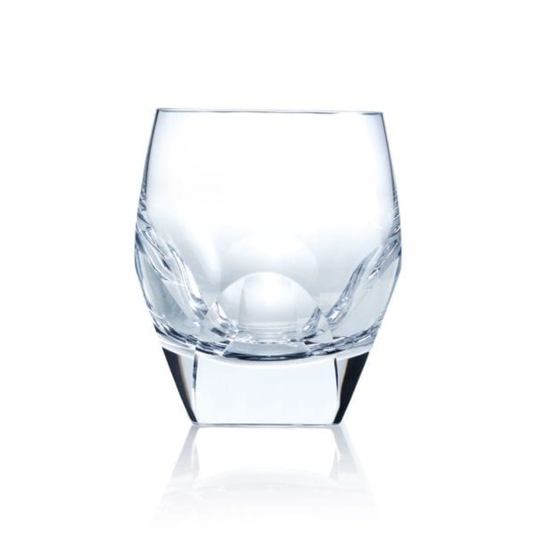 Moser Bar Double Old Fashioned, Clear