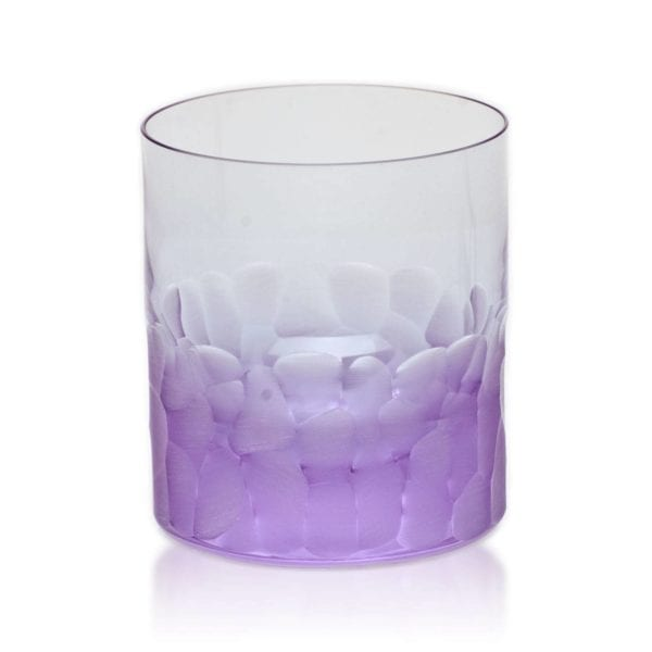 Moser Pebbles Double Old Fashioned, Alexandrite