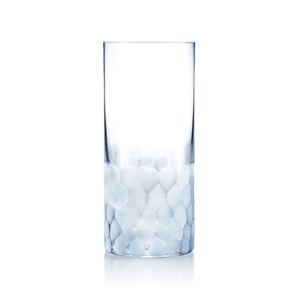 Moser Pebbles Highball, Clear